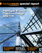 Hedge Fund Technology Report